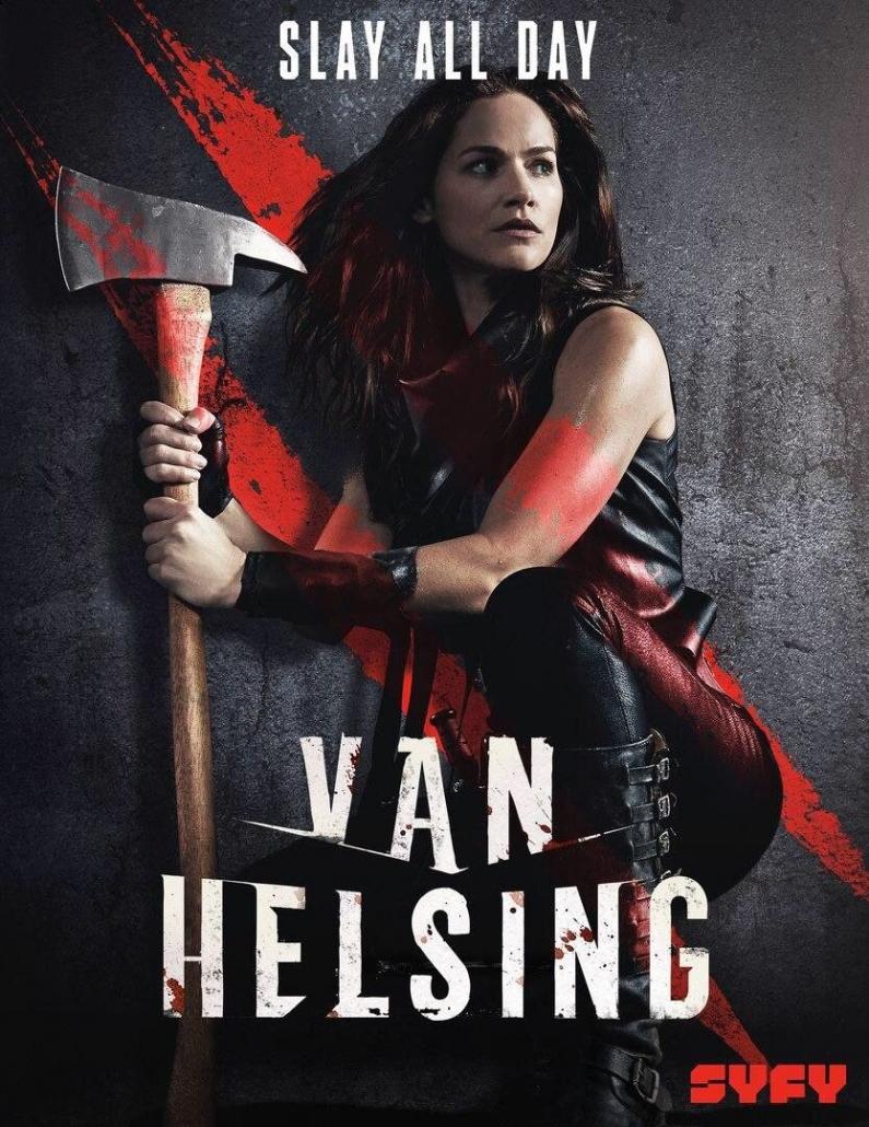 Van Helsing Fan Series Poster