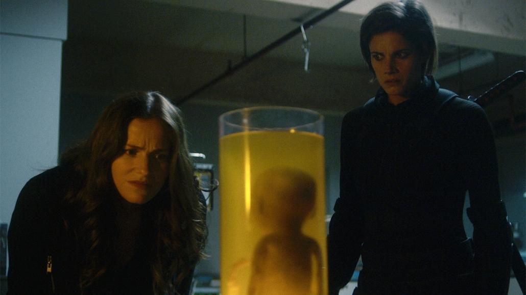 Van Helsing S02E06 Veritas Vincit
