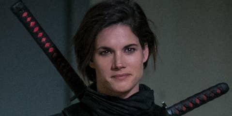 Missy Peregrym as Scarlett Harker