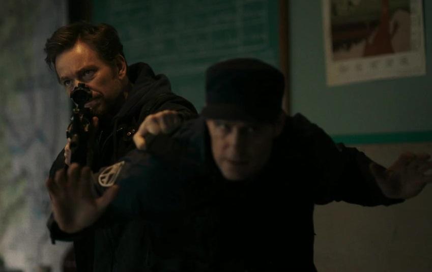Van Helsing S03E01 Fresh Tendrils axel
