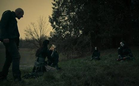 Van Helsing S03E04 rusty cage sisterhood