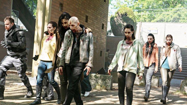 Van Helsing Season 3 episode 9